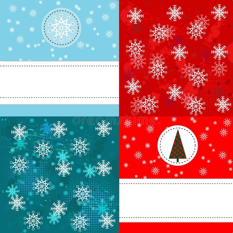 Free Christmas Set Background Stock Images - 22233664