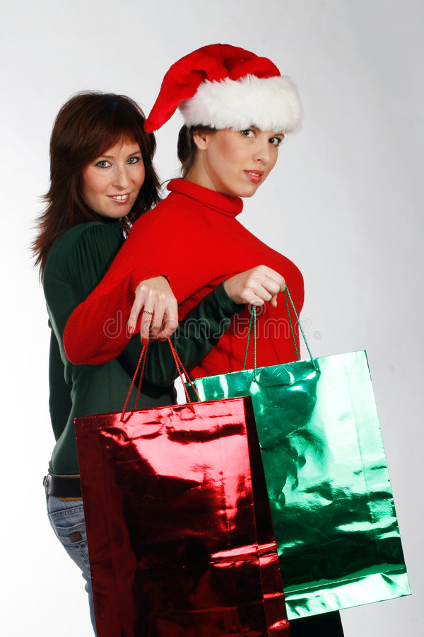 Download Christmas Shopping Stock Photography - Image: 1504542