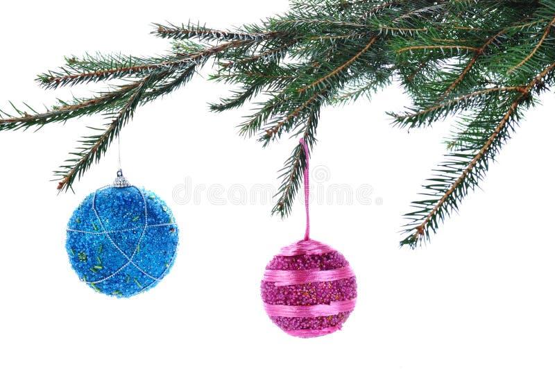 Christmas simbols stock images