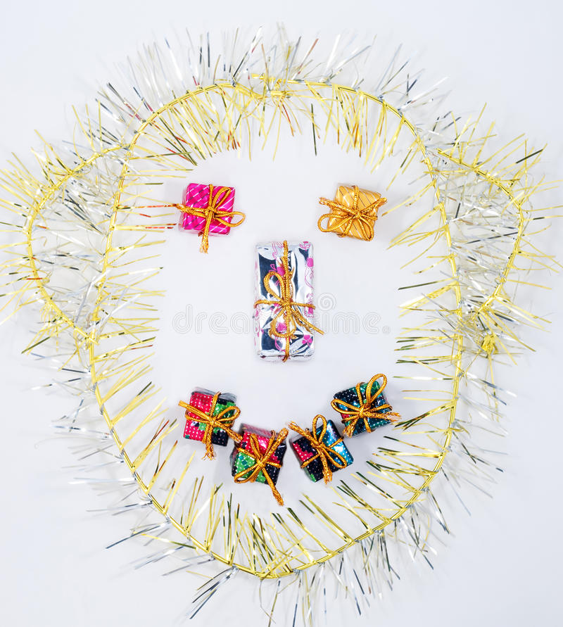 Download Christmas smile stock photo. Image of symbol, decoration - 17003006
