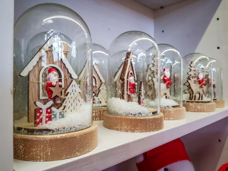 Christmas snow ball doll decoration xmas. Christmas snow ball doll photo decoration xmas royalty free stock photo