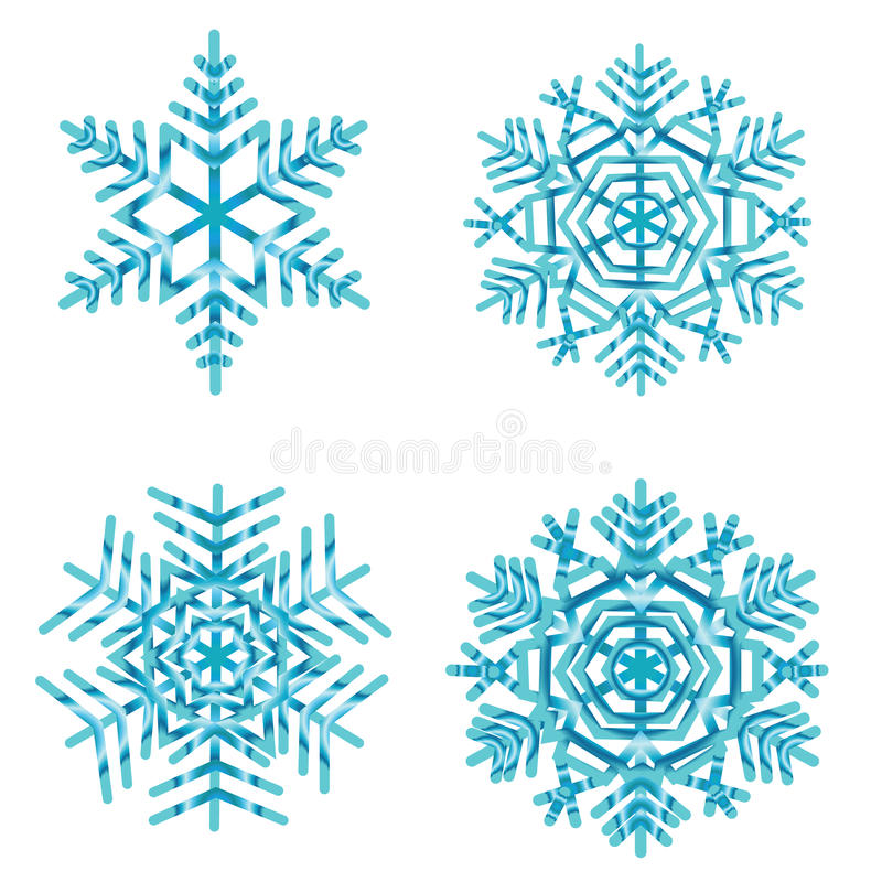 Download Christmas snowflake stock illustration. Illustration of color - 28257677