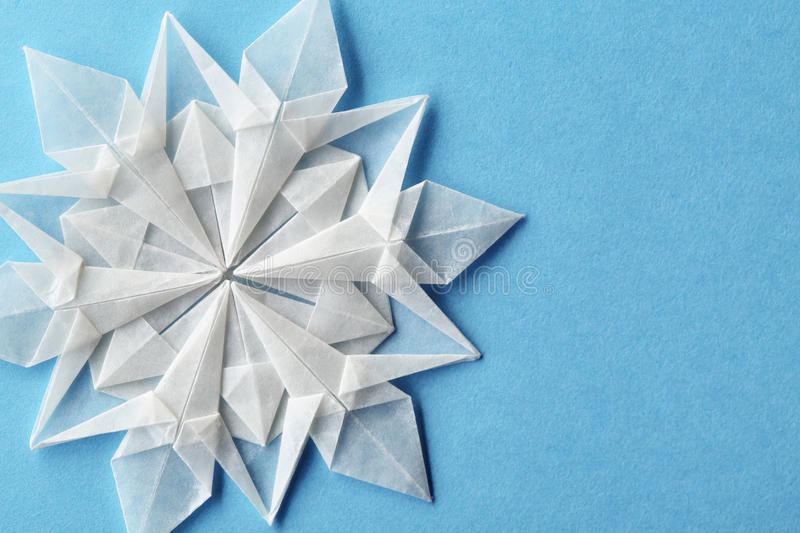 Download Christmas Snowflake Paper 3d Stock Photo