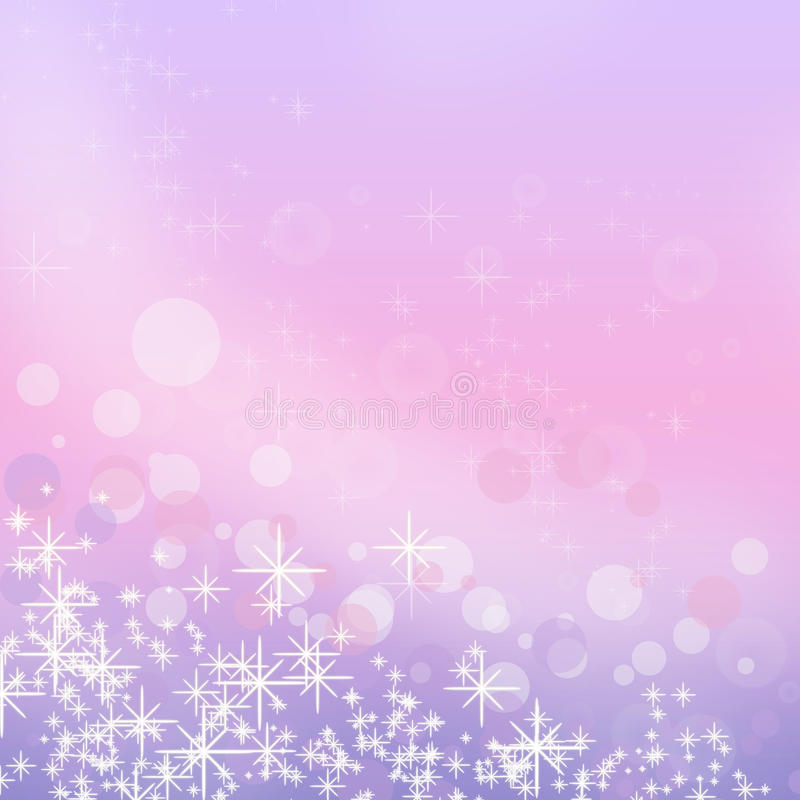 Free Christmas Snowflakes Background Royalty Free Stock Photography - 33585087