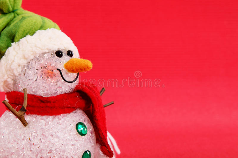Download Christmas snowman stock image. Image of cold, happiness - 16769167