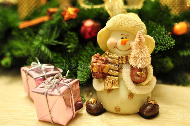 Download Christmas snowman stock photo. Image of pastel, festive - 22417098