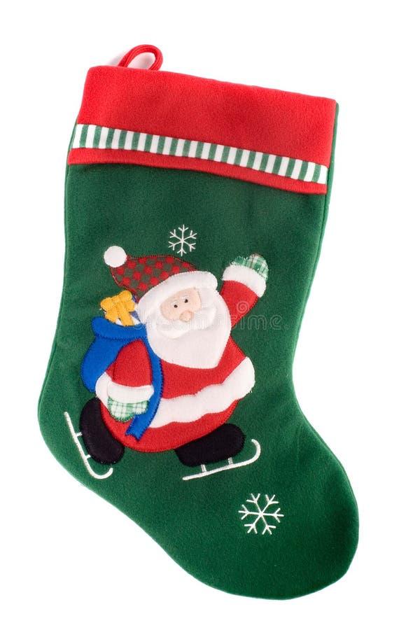 Free Christmas Sock Stock Image - 3649721