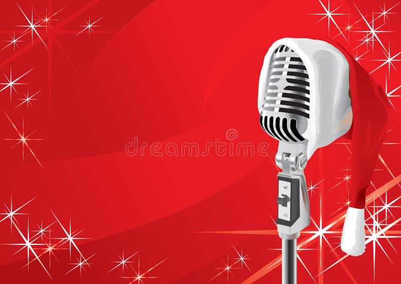 Christmas Song (illustration) vector illustration