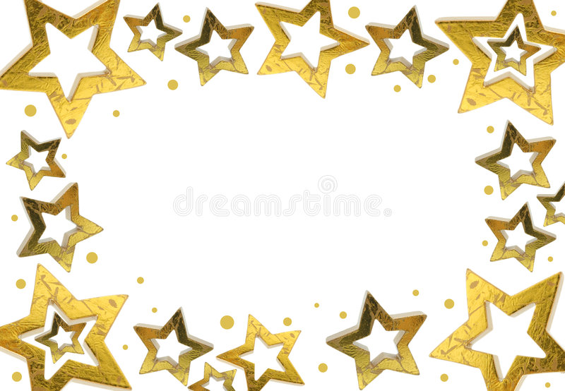 Download Christmas Star frame stock image. Image of merry, object - 7019173