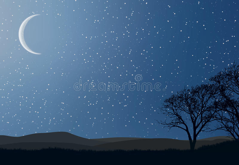 Christmas_Stars illustration stock