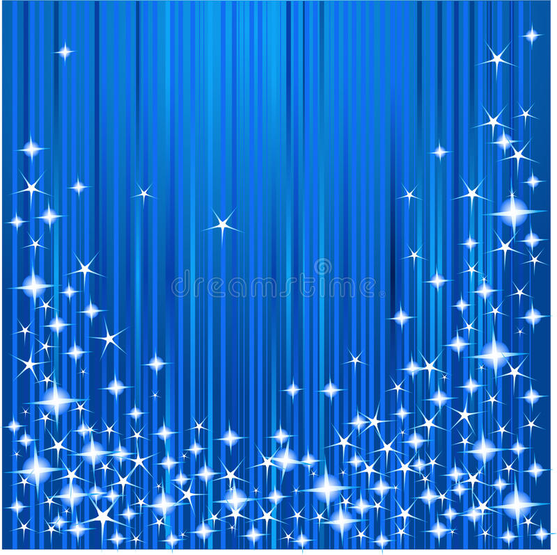 Download Christmas Stars And Stripes Stock Vector - Image: 12141617