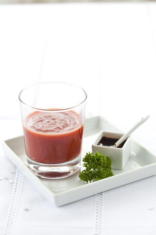 Download Christmas Starter Beet Soup Stock Photo - Image: 25518456