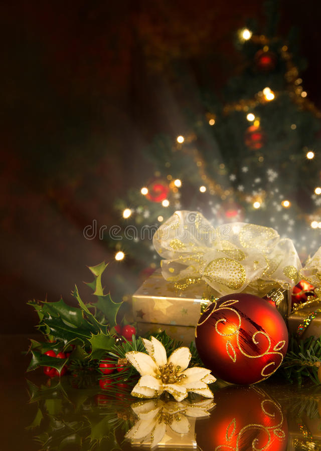 Free Christmas Still Life Royalty Free Stock Photo - 21606905
