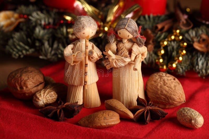 Christmas still-life stock photo
