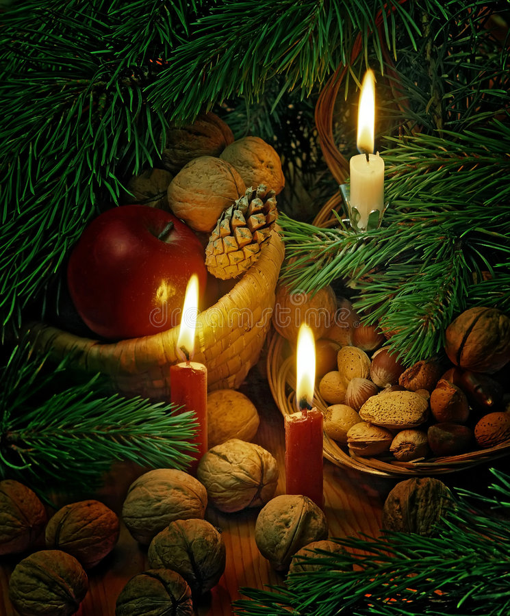 Download Christmas still life stock image. Image of light, holiday - 6326583