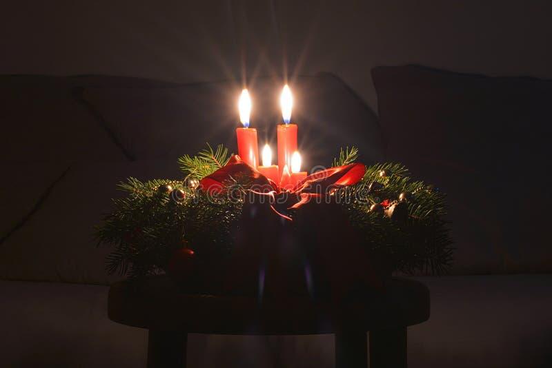 Christmas still life royalty free stock photo
