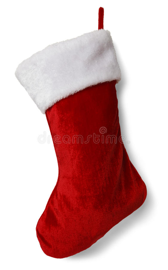 Free Christmas Stocking Royalty Free Stock Photography - 34641837