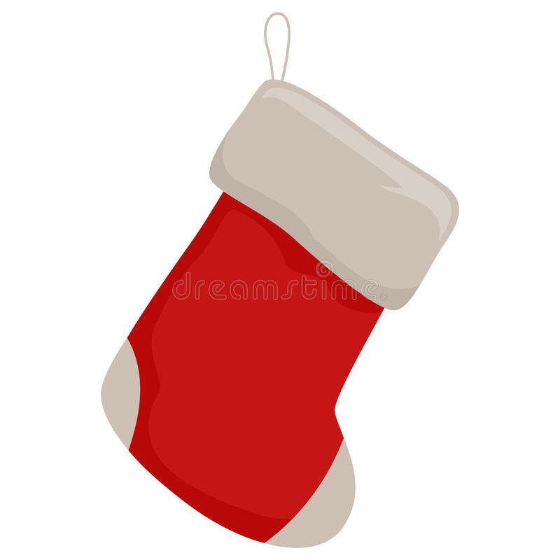 Free Christmas Stocking Stock Image - 81235551