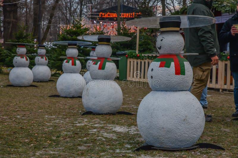 Christmas story stock photography