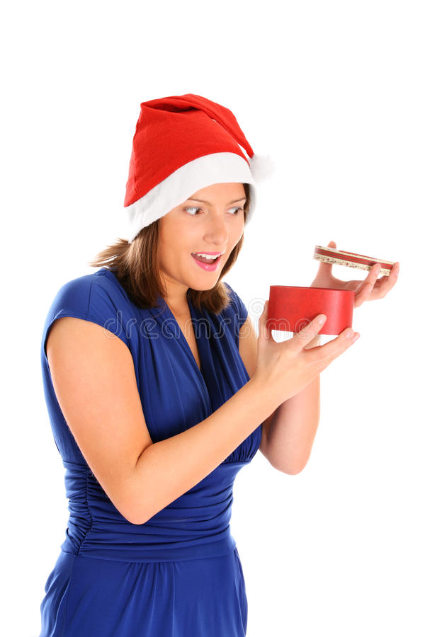 Download Christmas surprise stock photo. Image of person, hand - 21930464