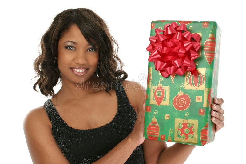 christmas surprise στοκ εικόνες