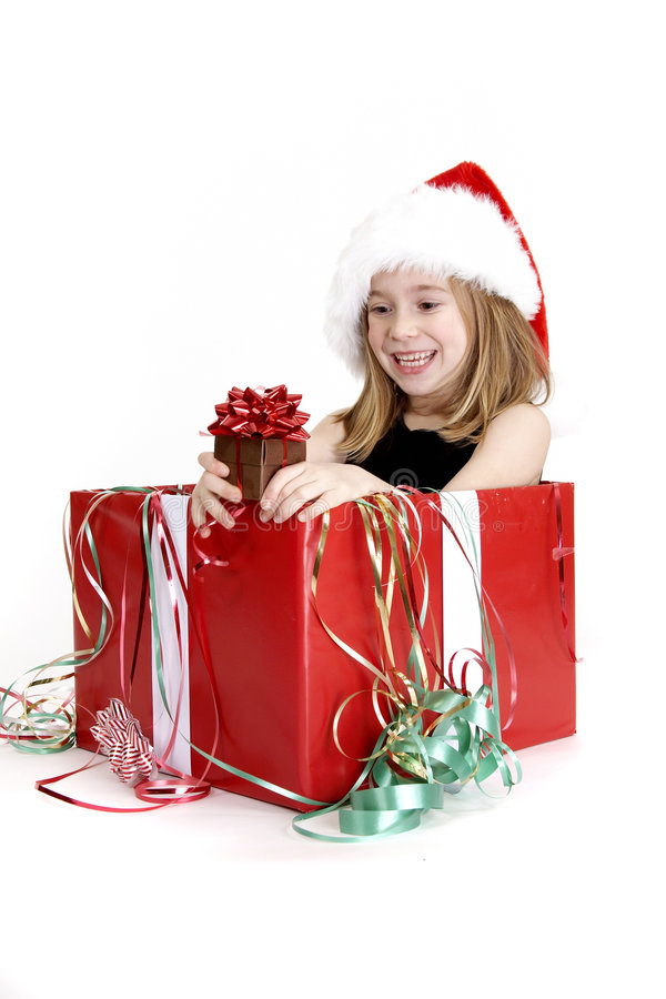 Download Christmas Surprise - Series Stock Photo - Image: 1593518