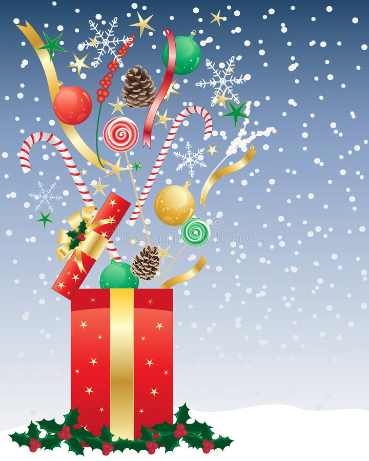 Christmas Surprises Royalty Free Stock Photo