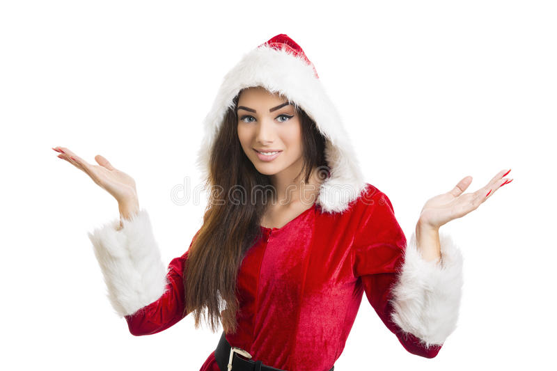 Christmas surprises royalty free stock image