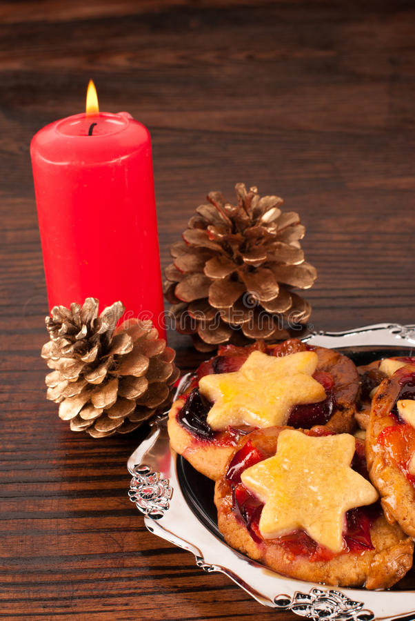 Download Christmas sweets stock image. Image of dish, filled, christmas - 26582085