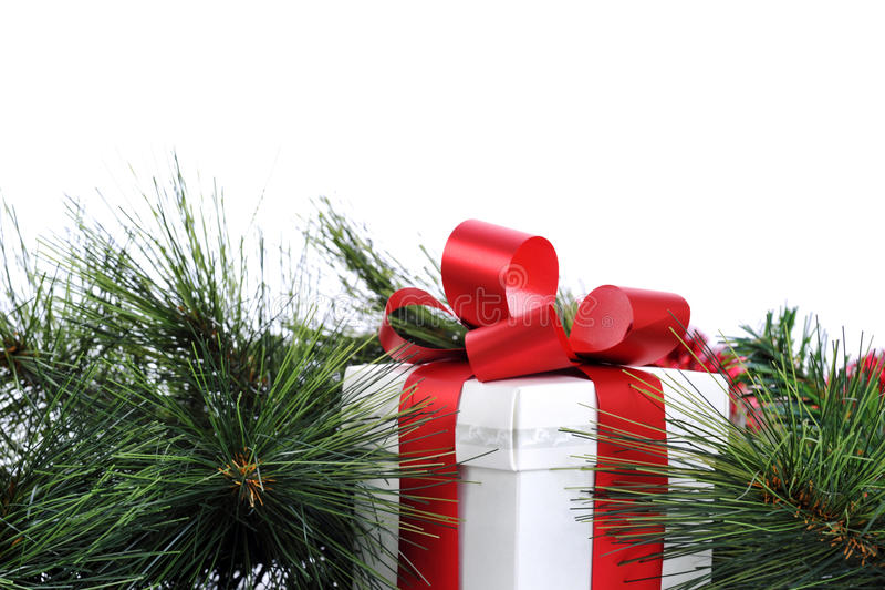 Christmas symbols stock images
