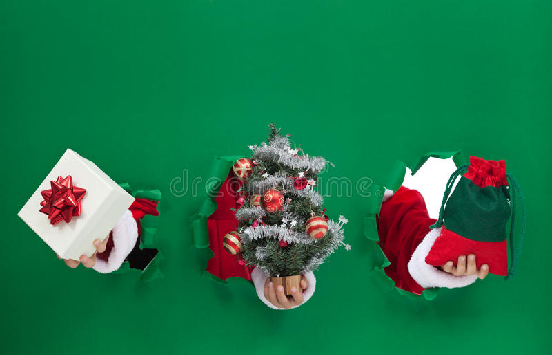 Download Christmas symbols stock photo. Image of copy, tree, seasonal - 34946750