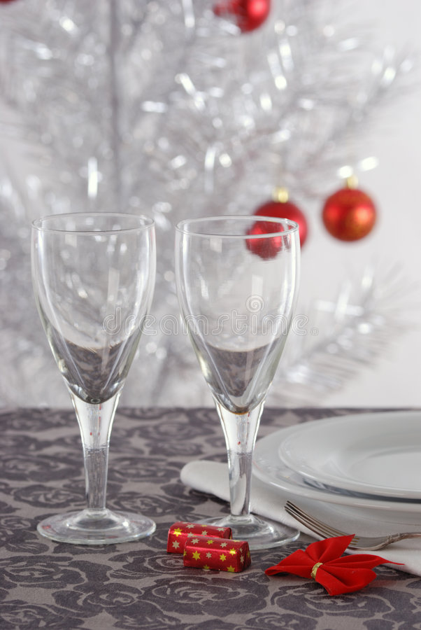 Download Christmas Table Setting Stock Images - Image: 7469724