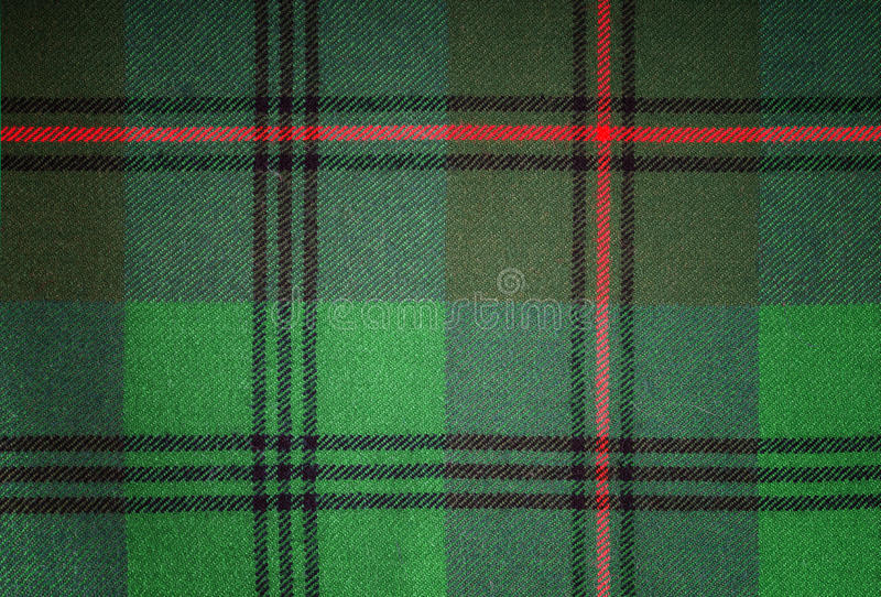 Download Christmas Tartan stock image. Image of fiber, abstract - 35482365