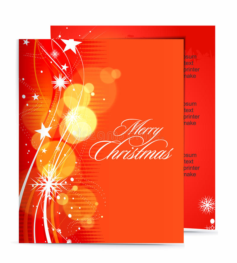Download Christmas template designs stock photo. Image of creative - 17228166