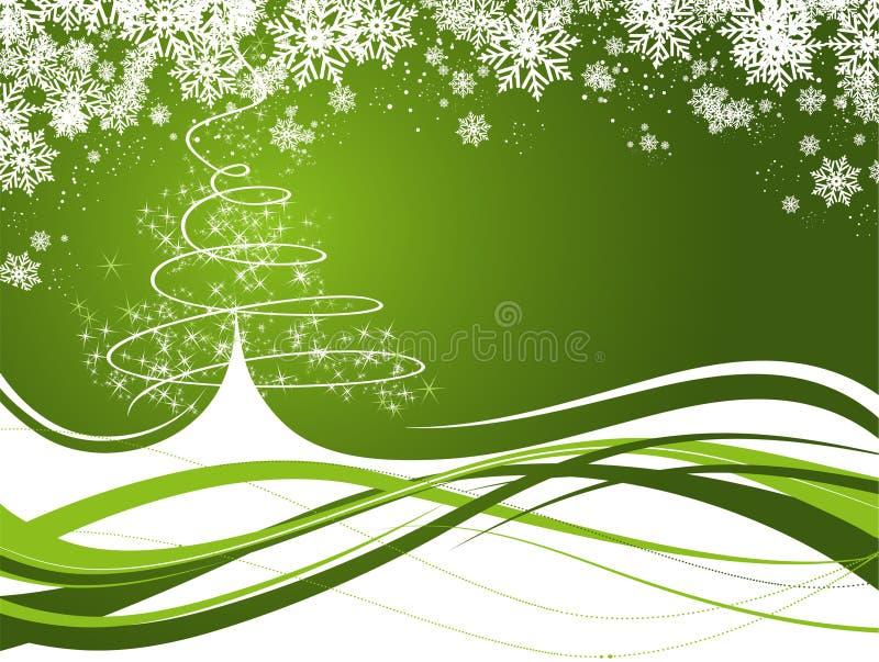 Christmas theme stock illustration