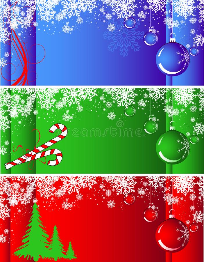 Christmas theme stock image