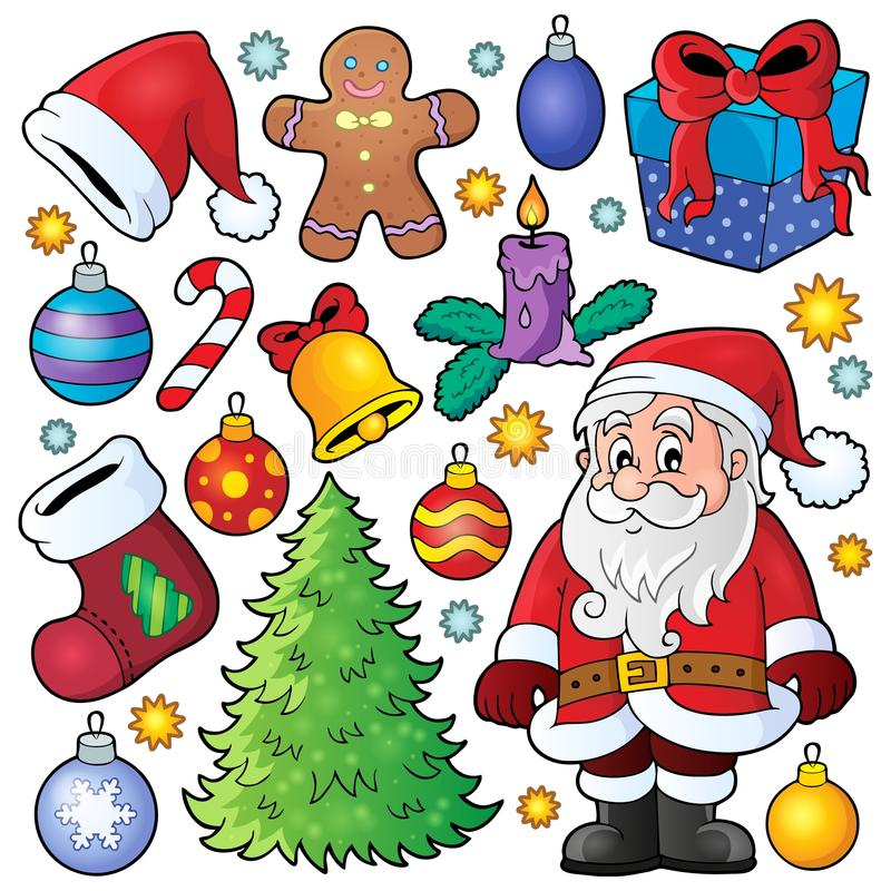 Free Christmas Theme Collection 1 Stock Images - 47307884
