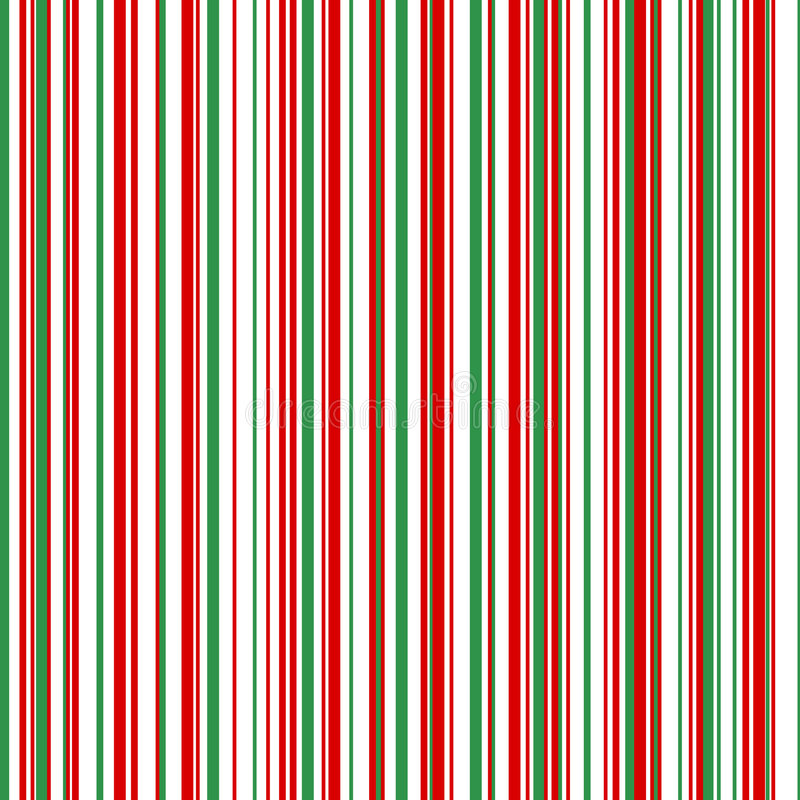 Christmas Theme Lined Paper stock illustration