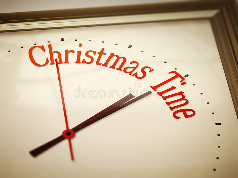 Christmas Time vector illustration