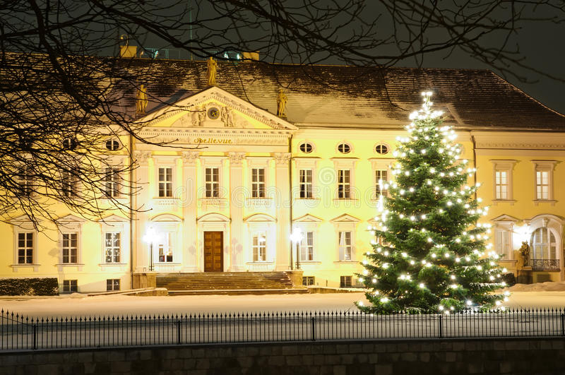 Christmas time in Berlin, Germany royalty free stock photo