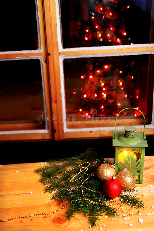 Download Christmas time stock image. Image of magic, bauble, cottage - 33493597