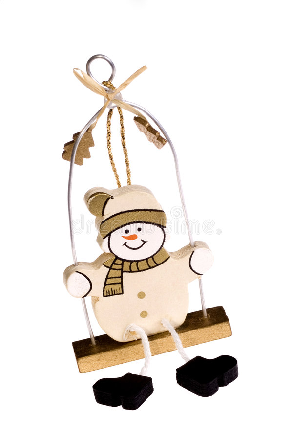 Download Christmas toy. snowman stock image. Image of decoration - 1418381