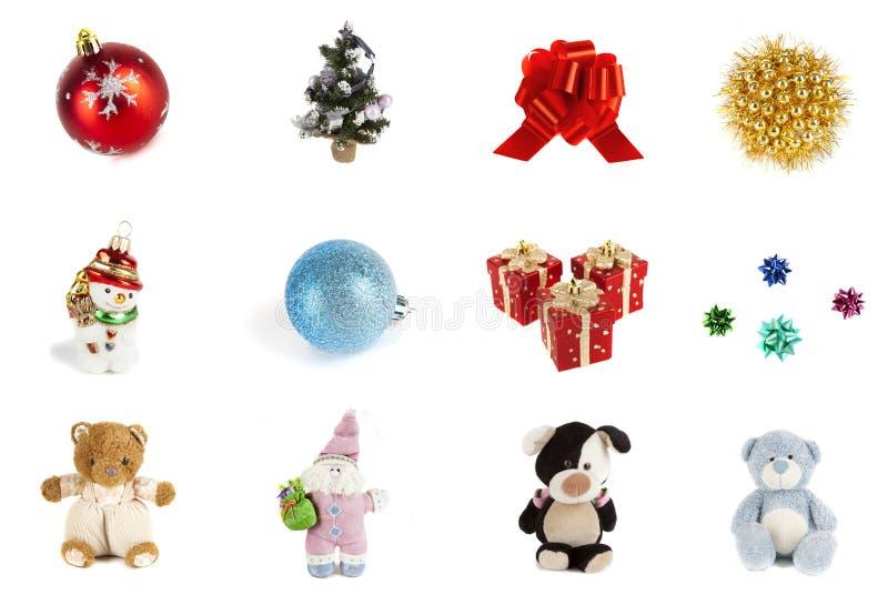 Download Christmas Toys Stock Photo - Image: 22093610
