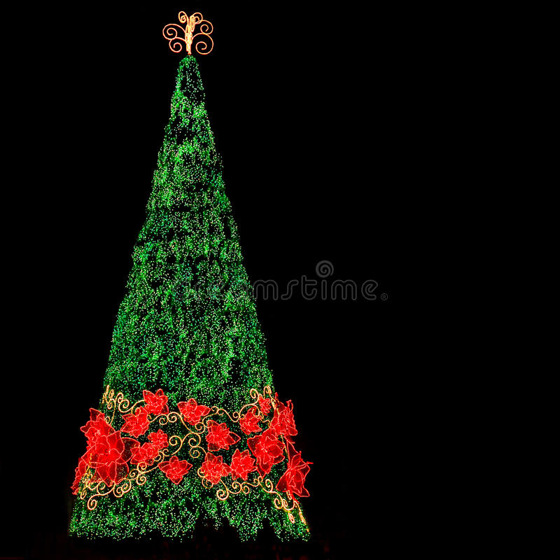 Download Christmas tree stock photo. Image of background, happy - 10130020