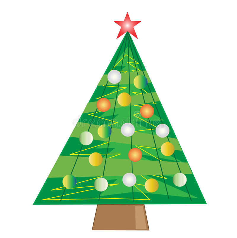 Free Christmas Tree Royalty Free Stock Images - 12049009