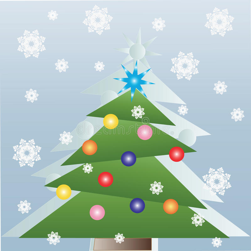 Free Christmas Tree Stock Photos - 12049113