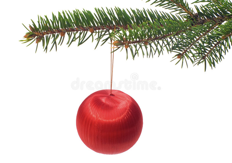 Download Christmas tree stock photo. Image of silky, pine, ornament - 1410570