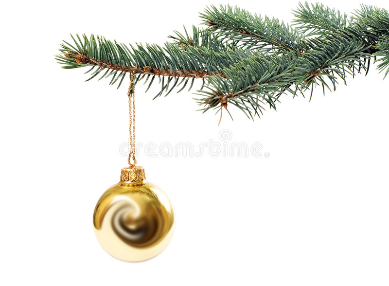 Download Christmas Tree Royalty Free Stock Images - Image: 1410669