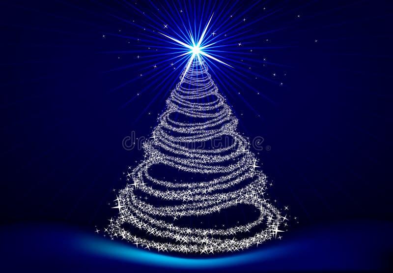 Download Christmas tree stock illustration. Illustration of design - 15795827