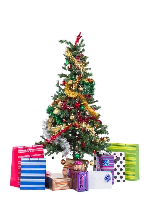 Free Christmas Tree Royalty Free Stock Photography - 16645617